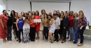 Primeira turma do Empório Mães Cuidadoras termina e resgata mais de R$ 29 mil