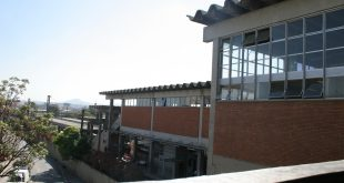 fachada da estação Osasco da CPTM
