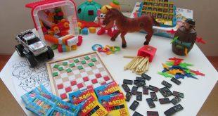 brinquedos utilizados pela equipe do Hospital Municipal de Barueri para diminuir a ansiedade das crianças que passam por pequenas cirurgias
