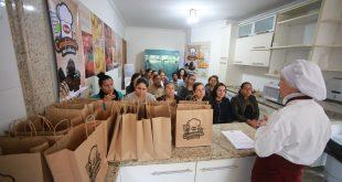 workshop do Herald e do Fundo Social de Solidariedade de Santana de Parnaíba