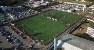vista aérea do Complexo Esportivo Sinval Pereira da Cruz