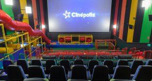 vista geral da sala junior da cinépolis iguatemi alphaville