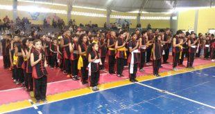 7º Festival de Kung Fu de Barueri movimenta lutadores no Ginásio do Jardim Belval