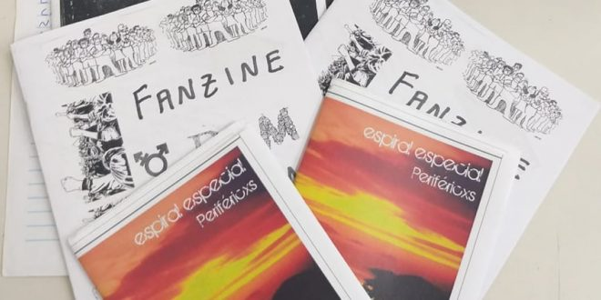 Biblioteca Max Zendron vai ganhar espaço para fanzine