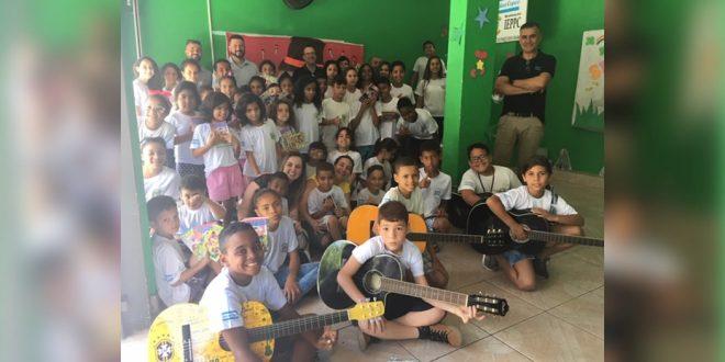 Projeto social que auxilia 80 crianças em Barueri completa dez anos