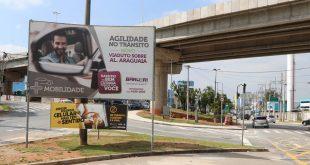 Obras viárias aumentam fluidez e segurança do trânsito em Barueri
