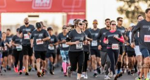 Etapa Shopping Tamboré do Santander Track&Field Run Series acontece em outubro