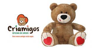 Nova loja de ursos personalizáveis em Alphaville