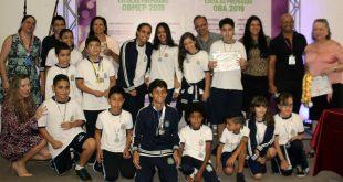 Alunos de Barueri conquistam mais de 200 medalhas em Olimpíadas de Matemática e Astronomia