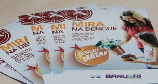 Curso da Vigilância forma novos brigadistas contra mosquito da dengue