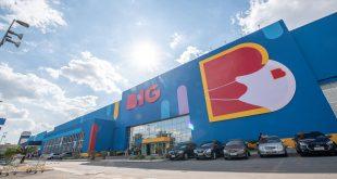 Grupo BIG adiciona máscara aos logos de suas lojas para conscientizar sobre a importância do isolamento social e do uso desse item de proteção