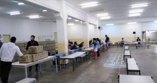 Barueri/SP – Pais de alunos da rede começam a receber segunda remessa dos itens da merenda
