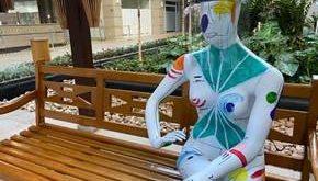 Alpha Square Mall inova com estratégias para reabertura do empreendimento, aliando segurança, arte e valores humanos