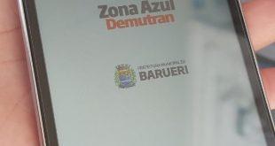 Zona Azul Digital começa a funcionar em caráter piloto em Barueri