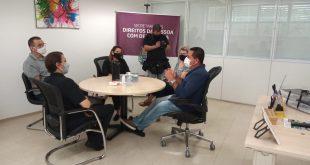 Barueri/SP – SDPD recebe visita de entidade similar de São Carlos
