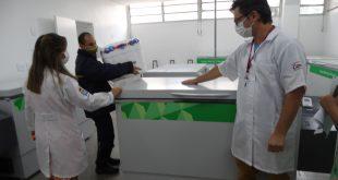 Barueri recebe nova remessa de vacinas, desta vez da AstraZeneca/Oxford
