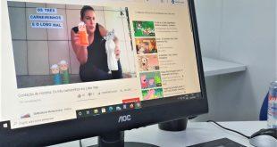 Barueri/SP – Professoras da Maternal Meduneckas contam histórias e cantam cantigas em canal do Youtube